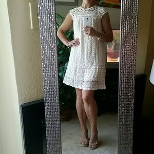 MAEVE all lace dress. Size S